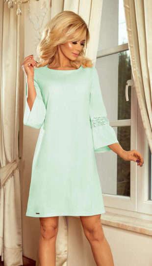 Pôvabné dámske šaty nielen pre formálnou príležitosť