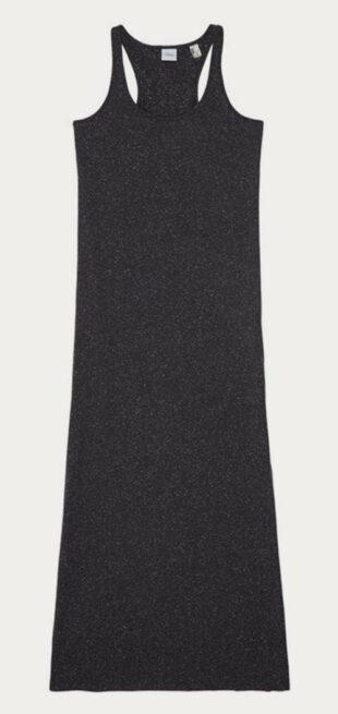 Šedé tielkové šaty O'Neill