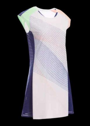 Športové šaty so spodným prádlom na bedminton, squash, tenis