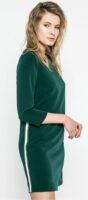 Zelené športové šaty