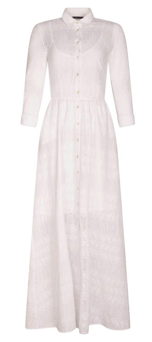 Dlhé košeľové šaty Pietro Filipi