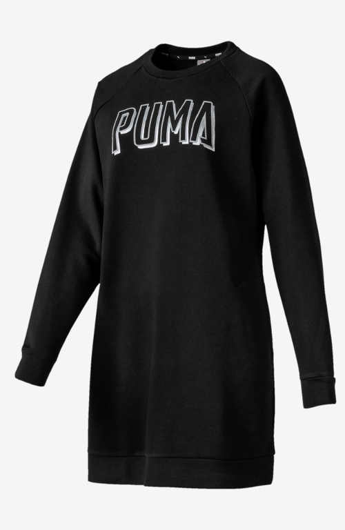 Mikinové športové dámske šaty Puma